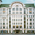 Hotel Marriott Tverskaya in Moscow