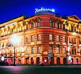 Hotel Radisson SAS Royal in St.-Petersburg